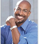 Green Jobs Pioneer Van Jones Utilized Rolfing® SI in His Search For Personal Healing