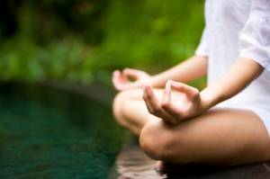 Meditation and Rolfing SI
