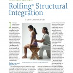 Massage Magazine Features Rolfing SI in Technique Spotlight Article