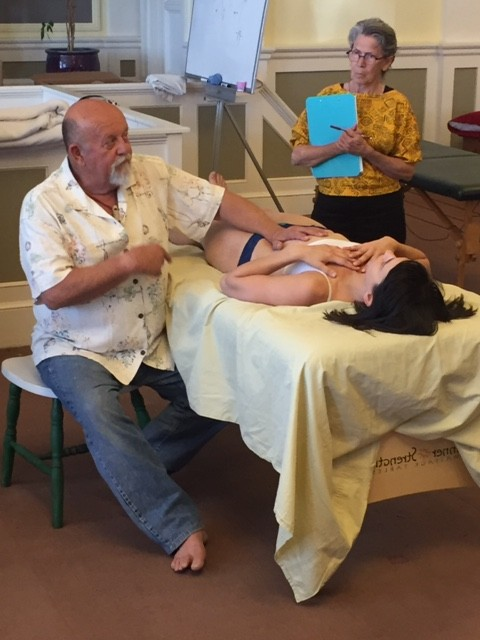 Jan Sultan Rolfing SI demo